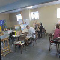 Cours De Peinture avec  JUDITH GRATZ OUELLETTE