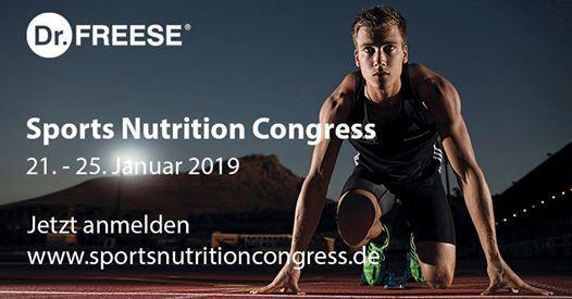 Sports Nutrition Online-Congress