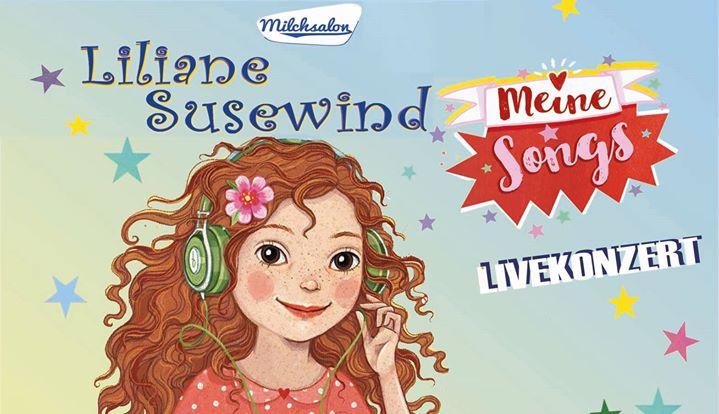 Liliane Susewind- Lilli Songs im Milchsalon