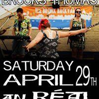 Brooks Thomas at An Beal Bocht