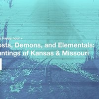 Science Happy Hour  Dr. Daley  Ghosts Demons &amp Elementals