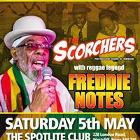 Freddie Notes  The Scorchers