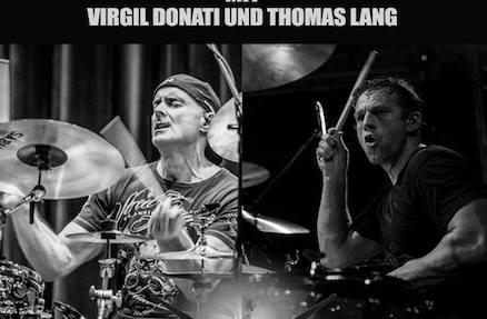 Drum-Intensivtraining mit Thomas Lang und Virgil Donati