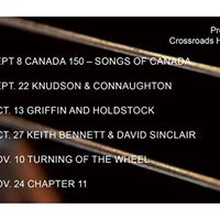 Crossroads Hospice Coffeehouse Presents Knudson &amp Connaughton