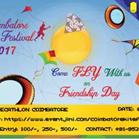 Coimbatore Kite Festival  2017