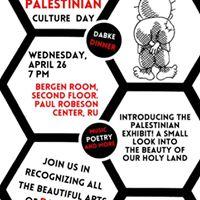 Palestinian Culture Night