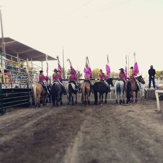 75th Annual Moses Lake Roundup At Grant County Fairgrounds