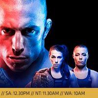 UFC 217 Middleweight Title GSP Returns