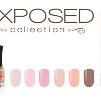 Exposed Collection 99 and Nail Art &amp Design Workshop 10