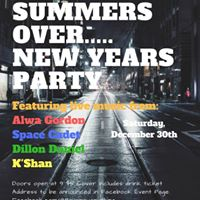 Summers Over New Years Party(December 30th)