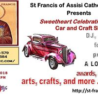 Sweetheart Celebration of Life Car and Craft Show