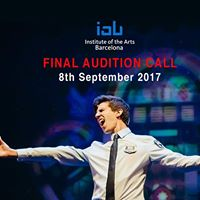 Final Audition Call 2017
