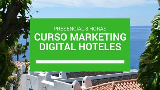 Curso de Marketing Digital para Hoteles