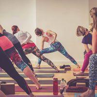 Forrest Yoga Six-week Block