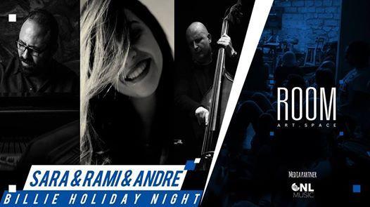 Billie Holiday Night Sara Moullablad & Rami Attallah & Andre