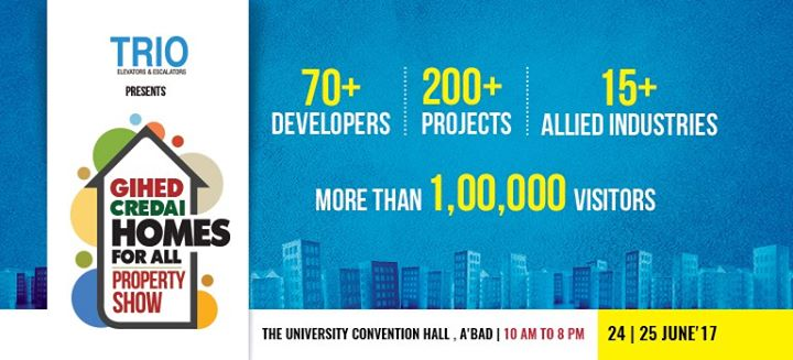 GIHED Credai Homes For All Property Show