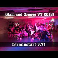 Terminstart med Glam and Groove VT 2018