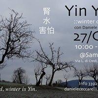 Yin Yoga [winter calling] con Daniele Ceccarelli