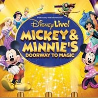 Disney Live Mickey and Minnies Doorway to Magic