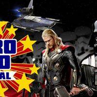 Retro Expo 2017 - Jedis Marvels and Lego Batman