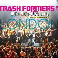 Trashformers Party in London