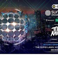 Sunburn Reload at Hotel Saffron at Qupid lawn dehradun on 25 Nov