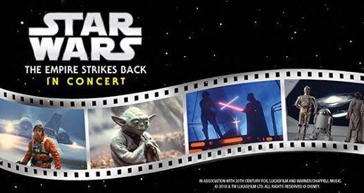 Star Wars Episode V Live