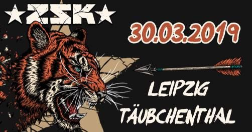 ZSK  Hallo Hoffnung Tour 2019  Leipzig