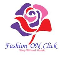 Fashion on click - online shopping page Opening ceremony