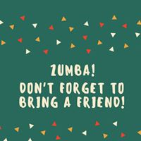 Zumba in Swanmore - Bank Holiday Monday at 6pm