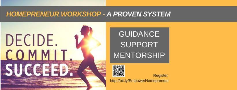 Homepreneur Workshop - Proven System (Pataling Jaya Malaysia)