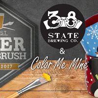 BEER &amp BRUSH at 38 State