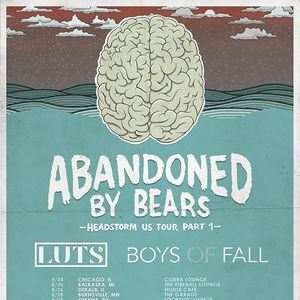 Abandoned By Bears. LUTS Boys of Fall Elk Grove