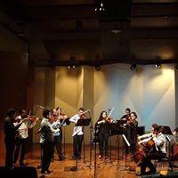 Concerto da Camerata de Cordas Villa-Lobos