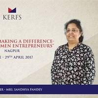 Seminar on Making A Difference - Role of Women Enterpreneurs