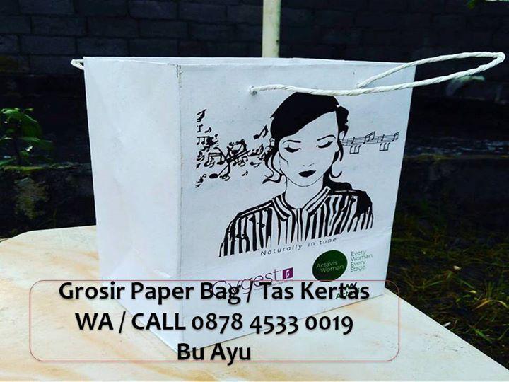 WA 0878 4533 0019, Pabrik Tas Kertas Medan, Jual paper Bag Medan at Special Region of Yogyakarta ...
