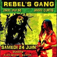 Tribute to Bob Marley  Rebels Gang