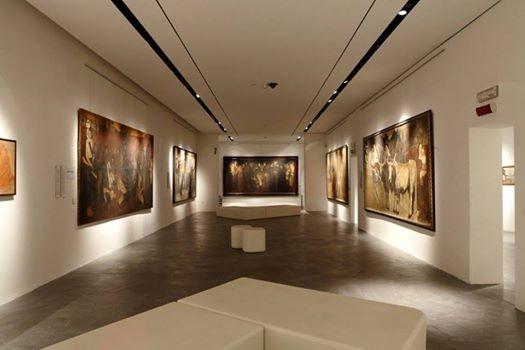 Galleria dArte Moderna e Contemporanea (GAMC) - Visita guidata