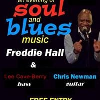 Freddie Hall - Soul and Blues Music