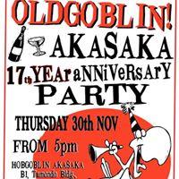 Hobgoblin Akasaka Anniversary Party
