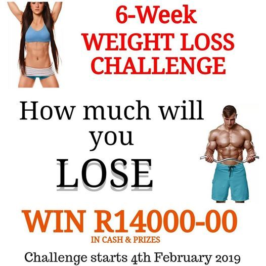 6-Week Weight LOss Challenge at G Physiques177 Princess Avenue