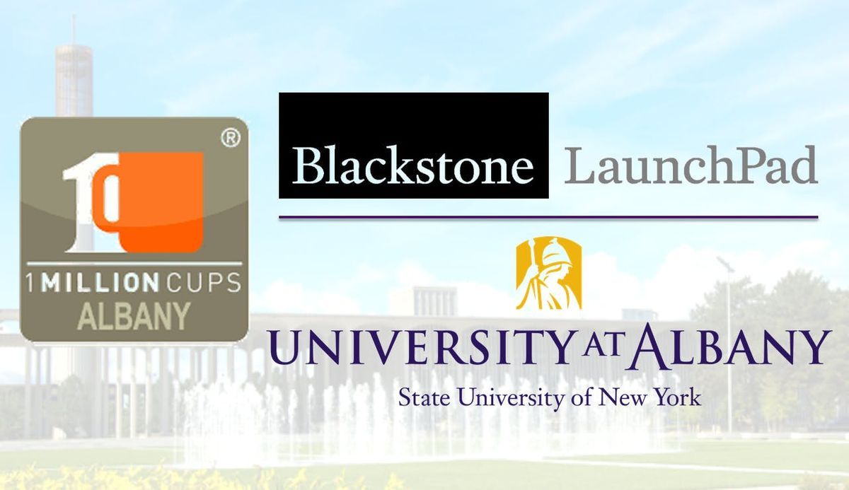 1 Million Cups Albany at UAlbany - March 13 2019