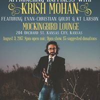 Krish Mohan Live at the Mockingbird