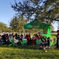 The Witchs Garden Community Picnic &amp Drumcircle