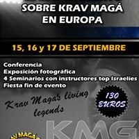 Krav Magas Living Legends