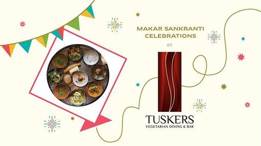 Makar Sankranti at Tuskers