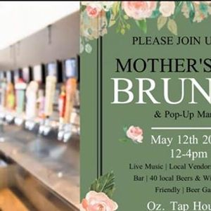 Mothers Day Brunch at Oz