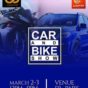 Car &amp Bike Show 2019
