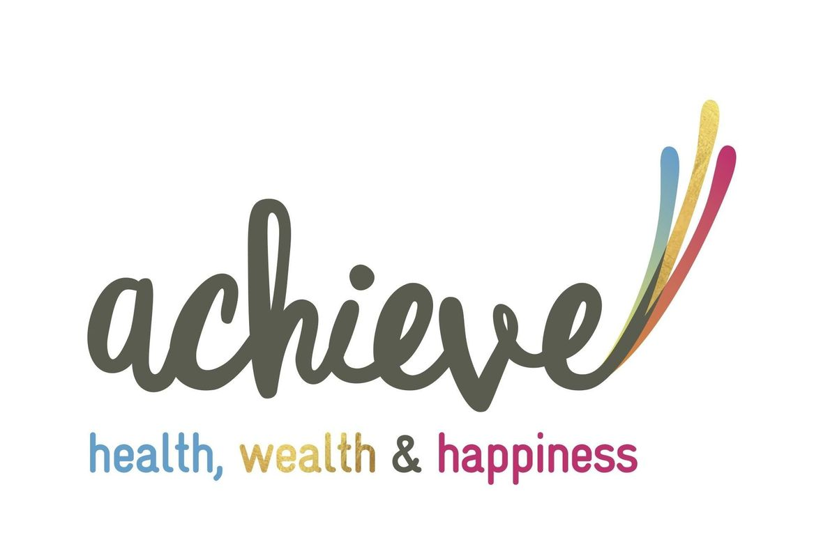 Achieve 2018 - 13th & 14th Oct 2018 - hosted by TV Presenter Martin Roberts
