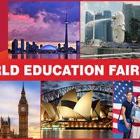World Education Fair in Chennai